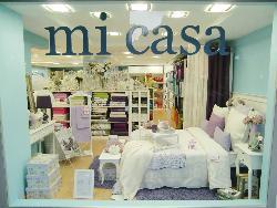 Tiendas mi casa abre nueva tienda en sanxenxo - Portico decoracion catalogo ...