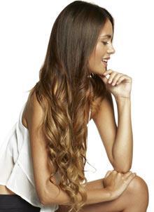 Barcelona, fascinada ante el negocio de las extensiones de cabello