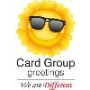 CardGroup greetings
